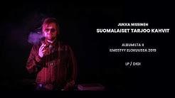 Jukka Nissinen  -  Suomalaiset tarjoo kahvit
