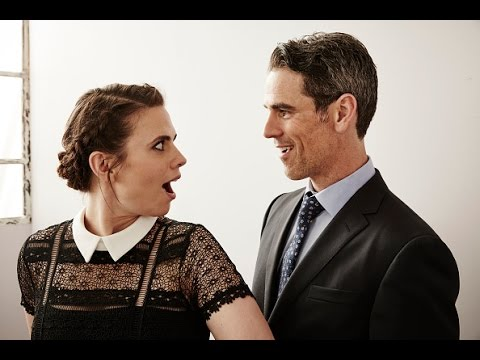 'Conviction' Stars Hayley Atwell, Eddie Cahill Talk Getting Combative