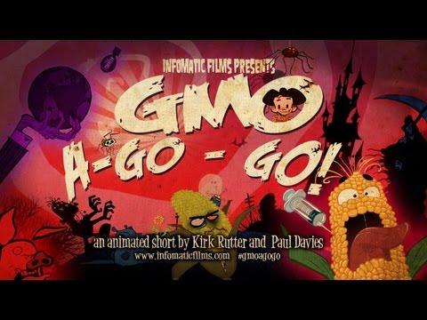 GMO A Go Go! - English