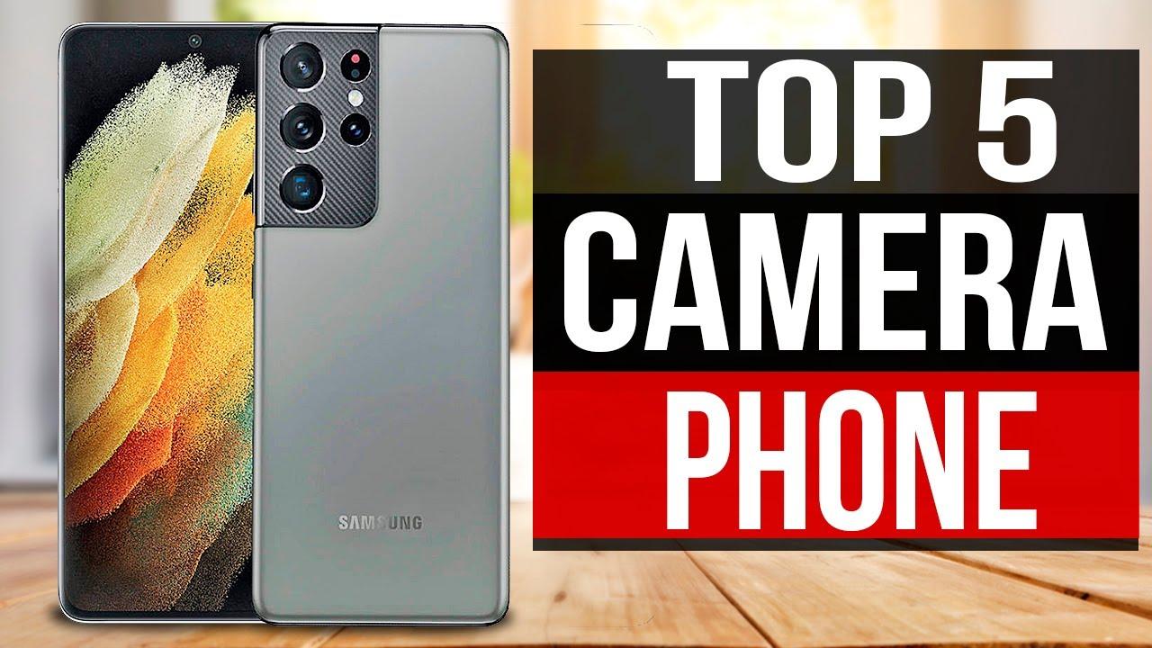 TOP 5 Best Camera Phone 2021