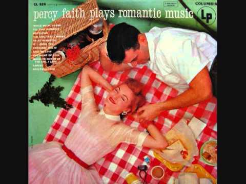 Percy Faith plays romantic music 1953  Full vinyl LP