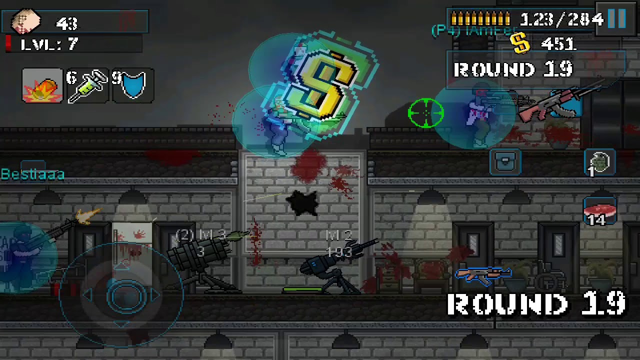 Partida Online ZKW-Reborn con Hunterpro/Ronda 32 boss i mexicanos