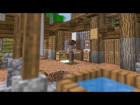 Minecraft Building w/ BdoubleO :: The Laundry Story 441