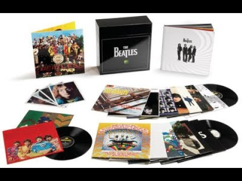 Beatles In Stereo Vinyl Box Set UNBOXING!