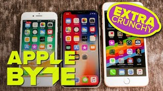 iPhone X, 8 and 8 Plus won't feel the effects of Apple's power management (Extra Crunchy, Ep. 118)