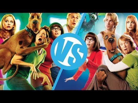 Scooby-Doo VS Scooby-Doo 2: Monsters Unleashed : Movie Feuds