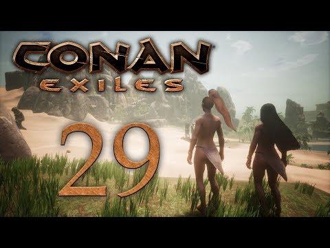 Conan Exiles - прохождение игры на русском - Волколаки [#29] | PC - Ржачные видео приколы