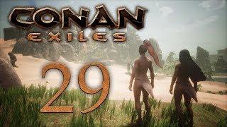 Conan Exiles - прохождение игры на русском - Волколаки [#29] | PC