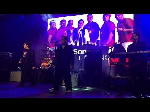 La Sombra de Tony Guerrero ft. Gavino at 2018 Tejano Music Convention