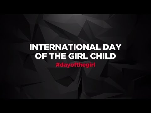 International Day of the Girl Child 2017