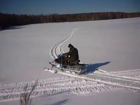 Снегоходы палочники своими руками 959