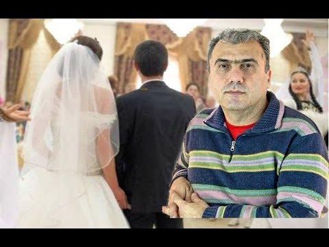 Дочь главы азербайджанской диаспоры вышла замуж за армянина