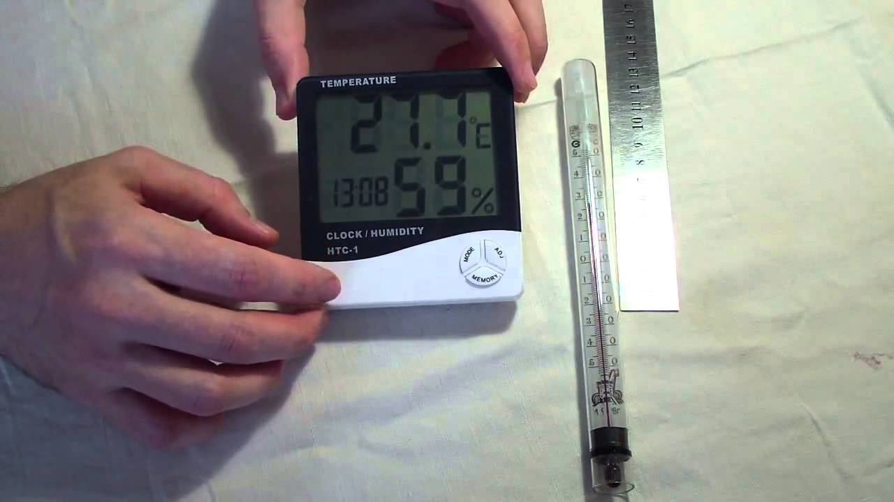 Здравствуйте подскажите, какой лучше гигрометр купить (электронный или обычный (2 градусника))?. Хотелось бы в москве найти вит-3. Причем китайский цифровой обойдется дешевле, чем вит-3, да и точность 0,1°с. К тому же его можно задействовать для поддержания влажности.