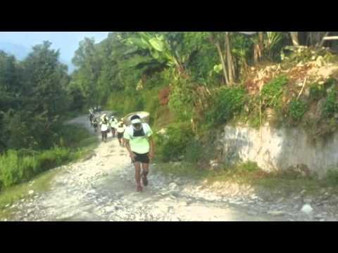 british army training in pokhara