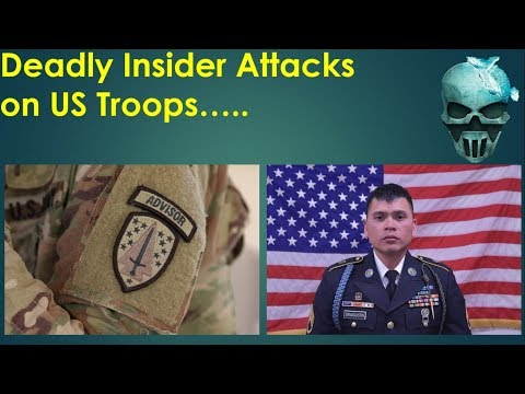 Deadly Insider Attacks On US Troops Won't End, Experts Say