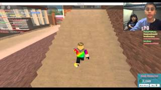 Playing ROBLOX The Plaza Part 4 ep 5