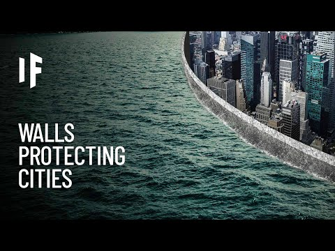 What If Walls Could Protect Coastal Cities Against Rising Sea Levels?