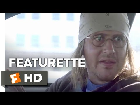 Random Movie Pick - The End of the Tour Featurette - The Art of the Interview (2015) - Jesse Eisenberg Movie HD YouTube Trailer