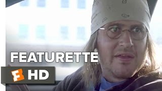 The End of the Tour Featurette - The Art of the Interview (2015) - Jesse Eisenberg Movie HD