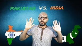 Pakistan Vs. India - Desi Dukaan