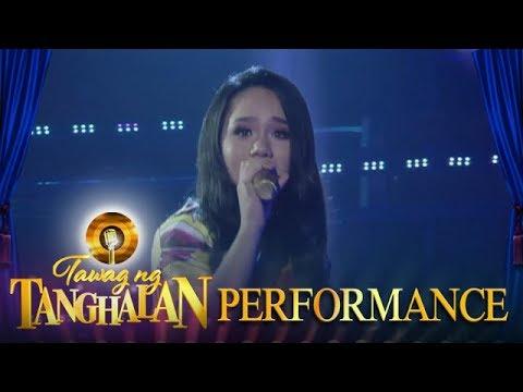 Tawag ng Tanghalan: Adelene Rabulan   Cool Ka Lang (Day 4 Semifinals)