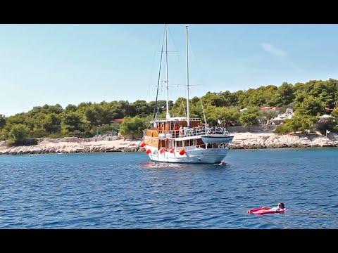 Cruising the Croatian coast - Adriagate.com
