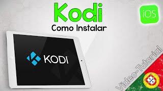 Repeat youtube video Kodi - Instalar no iOS [iPhone/iPad]