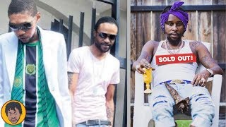 Popcaan SELL Out Vybz Kartel For Fame Said Shawn Storm
