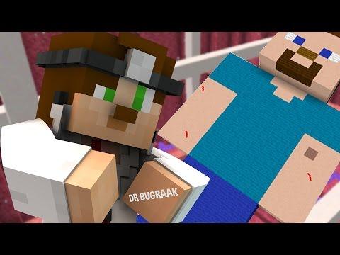 BugraaK Doktor Olursa - Supermani Tedavi Ediyorum (Minecraft)