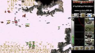 Command & Conquer: Red Alert 1 Online - Tiberian Alert Mod Map 3