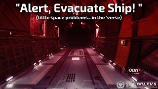 Alert, Evacuate Ship!