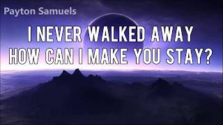 3LAU - Walk Away (feat. Luna Aura) Lyrics