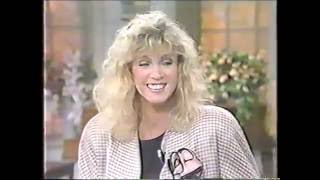 wral live with regis kathie lee promo 1988