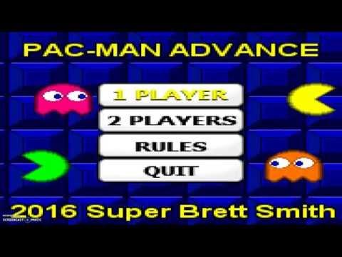 Pac-Man Advance (Game Maker) - WIP 3