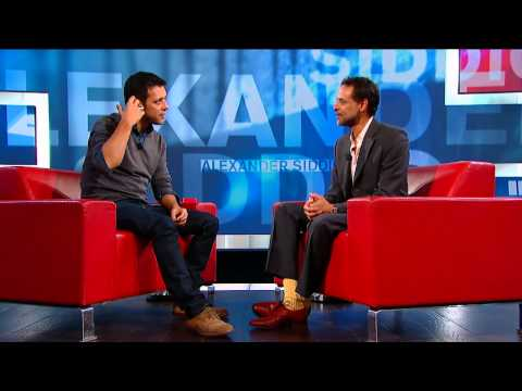 George Tonight: Alexander Siddig  George Stroumboulopoulos Tonight  CBC