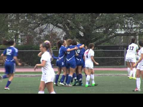 Holmdel wins Central Jersey Group 2 girls soccer championship
