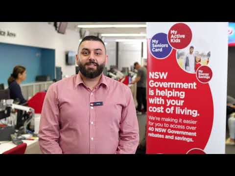 Cost of Living Announcement - Arabic - NSW Government