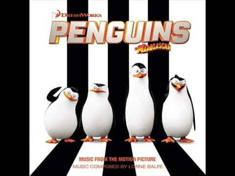 OST - Penguins of Madagascar (Music from the Motion Picture)(MUSIC COMPOSED BY LORNE BALFE)