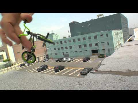 Flick Trix - Intermediate Street Tricks