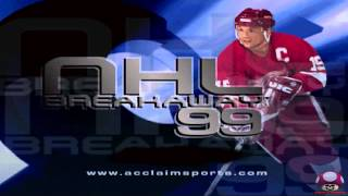 NHL Breakaway '99 (Nintendo 64): Intro