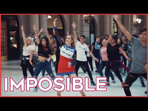 Luis Fonsi, Ozuna - Imposible | FLASHMOB | A bailar con Maga