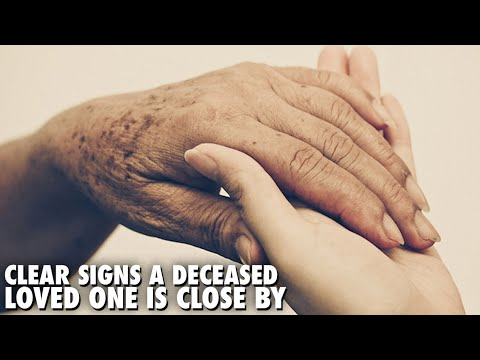 Clear Signs A Deceased Loved One Is Close