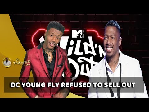 DC Young Fly Refused To Sell Out Nick Cannon By Playing Viacom's Game