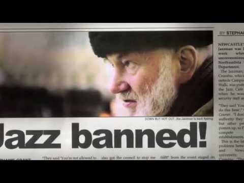 Geordie Jazz Man Trailer