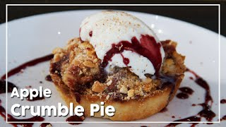 Apple Crumble Pie - Today's Special With Shantanu