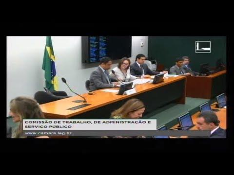 TRABALHO, ADMINISTRAÇÃO E SERVIÇO PÚBLICO - Reunião Deliberativa - 09/08/2017 - 10:30