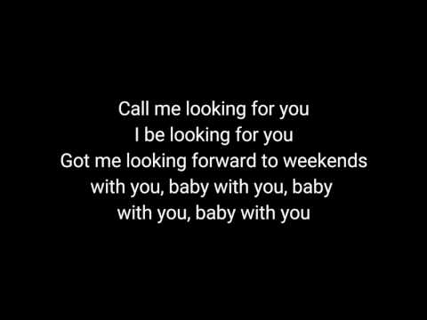 SZA love galore ft. Travis Scott (lyrics)