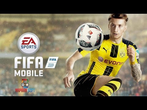 FIFA Mobile Soccer iOS/Android Gameplay Video Game