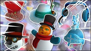 NEW EPIC CHRISTMAS EVENT ITEMS at ROBLOX! 😱🎉 (Holiday Magic) 🎁