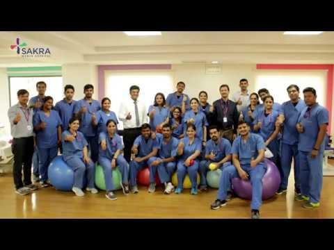 Sakra World Hospital Rehabilitation Film